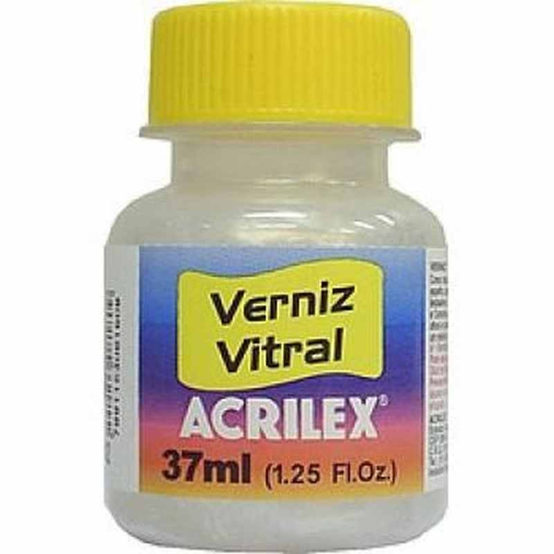 Verniz Vitral - 37ml - Base Madrepérola - 592 – Acrilex