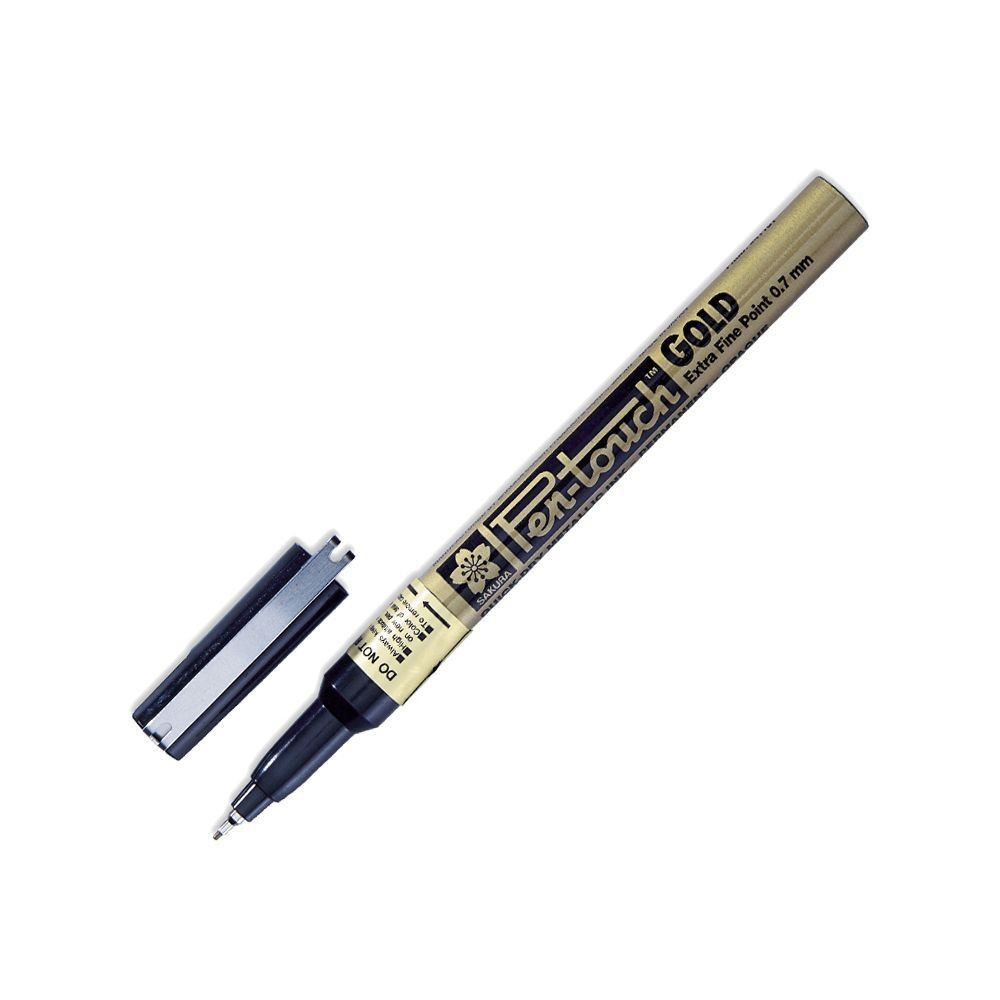 CANETA SPRAY 1MM DOURADA PEN-T