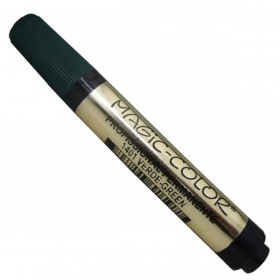 CANETA PERMANENTE MAGIC COLOR 1401 VERDE-640-0