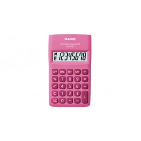 CALCULADORA CASIO HL-815 PK RS - 001697